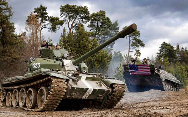 prague stag premium tank driving