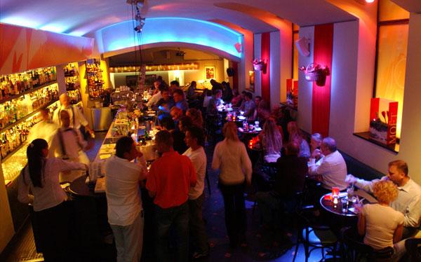 Cocktails bar prague stag premium