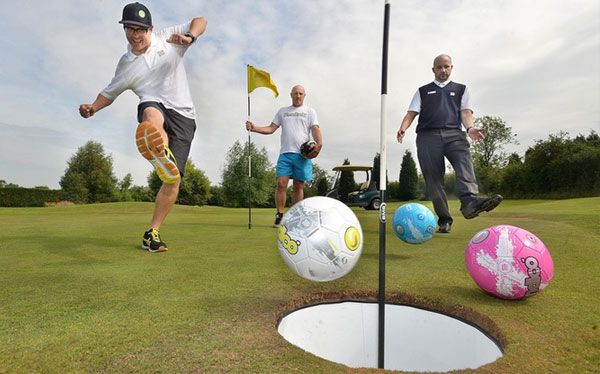 football golf prague stag premium