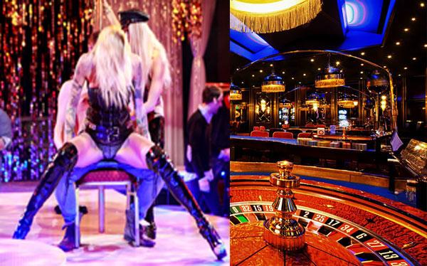 Strip poker prague stag premium