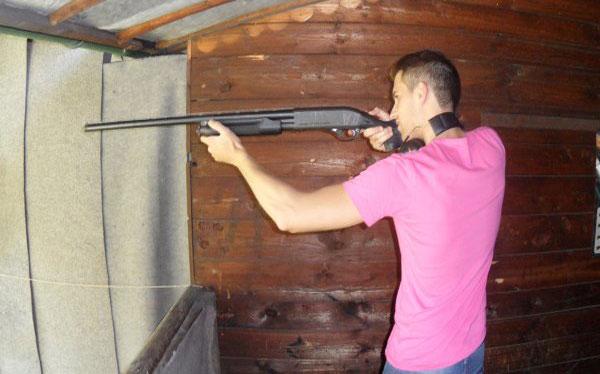shooting 5 weapons prague stag premium